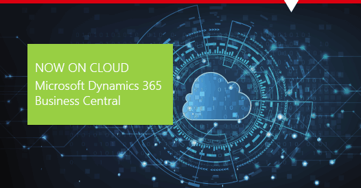 Digital graphic showing cloud technology