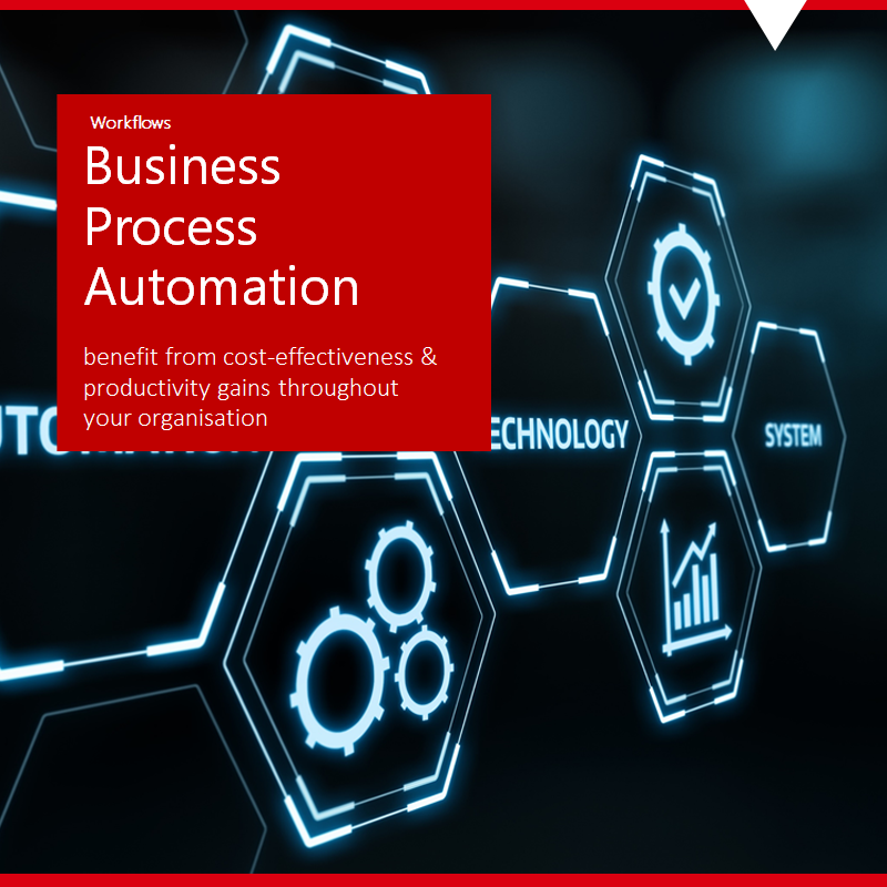 abstact design of Business Process Automation