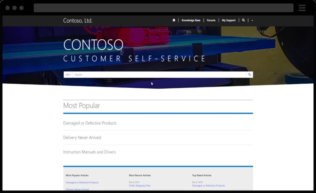 screenshot showing Nintex Custom Portals